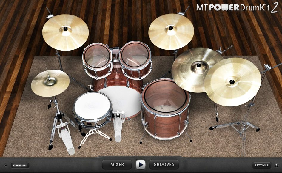 MT Power Drum Kit 2 for WIn & Mac - Freshstuff4you