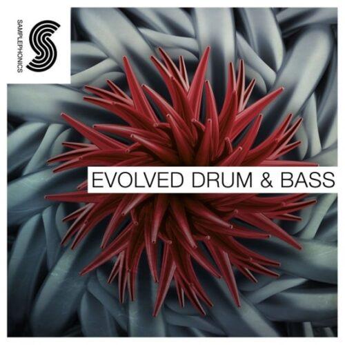 Samplephonics - Evolved Drum & Bass MULTIFORMAT