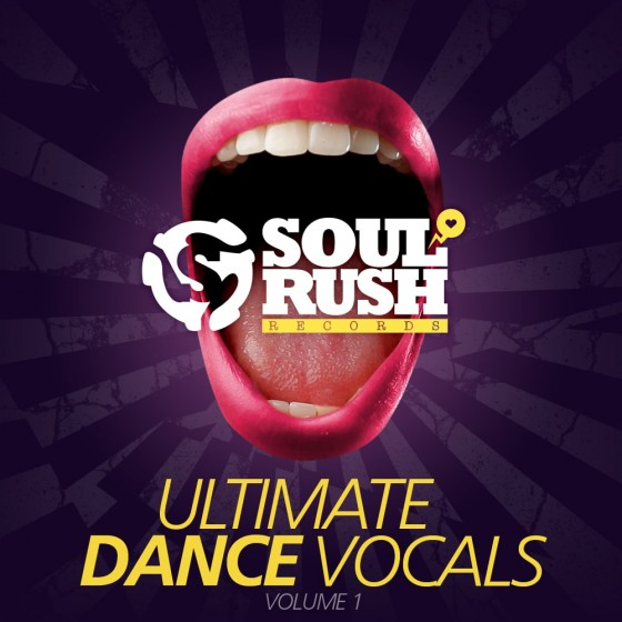 SRR Ultimate Dance Vocals Volume 1 WAV