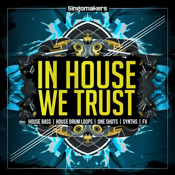 Singomakers In House We Trust MULTIFORMAT