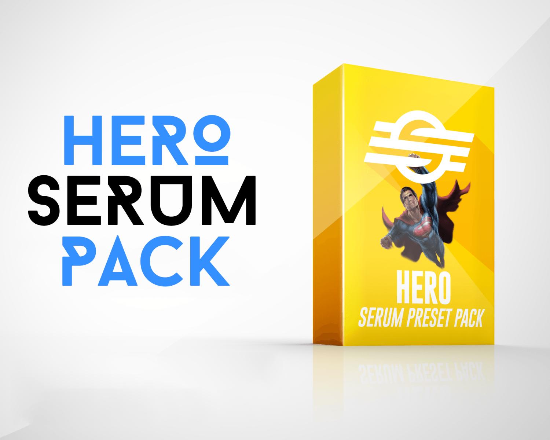 Savage Audio Hero Serum Preset Pack - Freshstuff4you
