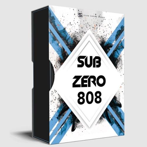 Echo Sound Works Sub Zero 808 v1.5 WAV KONTAKT