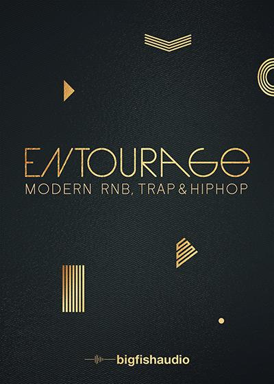 BFA Entourage - Modern RnB, Trap & Hip Hop WAV