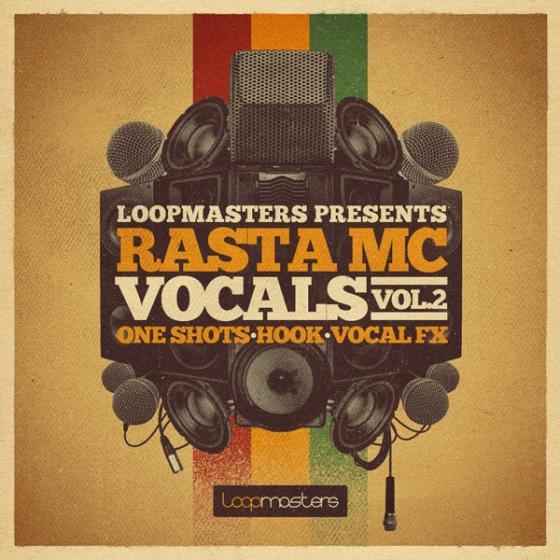 Rasta MC Vocals Vol 2 MULTIFORMAT