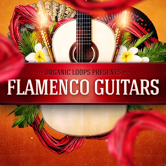Organic Loops Flamenco Guitars WAV
