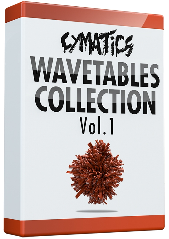 Cymatics Wavetables Collection Vol 1 - Freshstuff4you