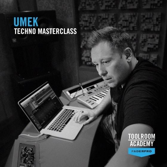 Techno Masterclass with Umek TUTORIAL