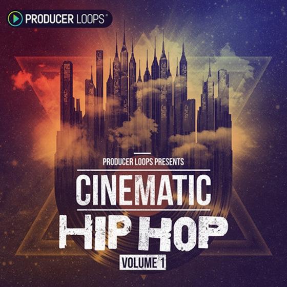 Producer Loops Cinematic Hip Hop Vol 1 WAV MIDI