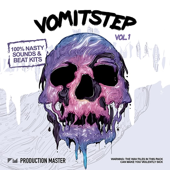 Production Master Vomitstep Pack vol.1 WAV