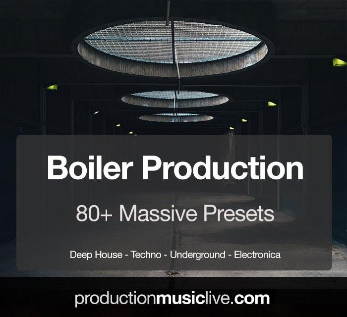 PML Boiler Production Massive Presets