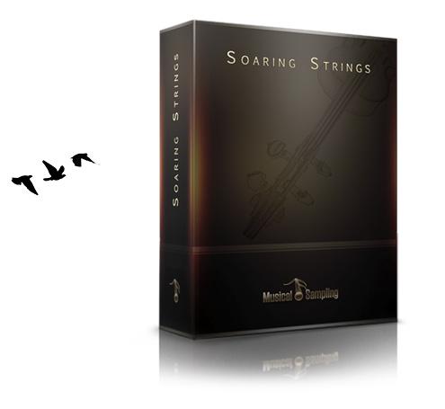 Musical Sampling Soaring Strings Kontakt Library