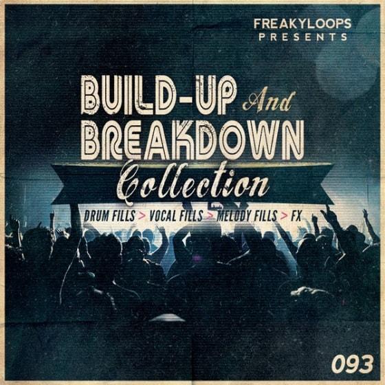 FL093 Build-Up & Breakdown Collection WAV