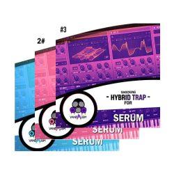 Shocking Hybrid Trap Vol.1-3 For Serum