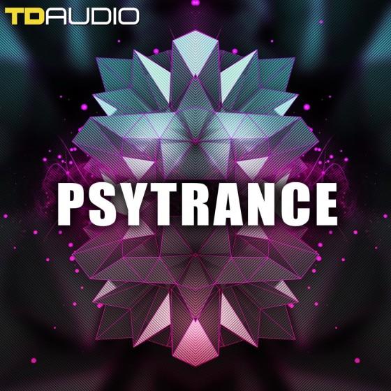 Industrial Strength TD Audio Psytrance
