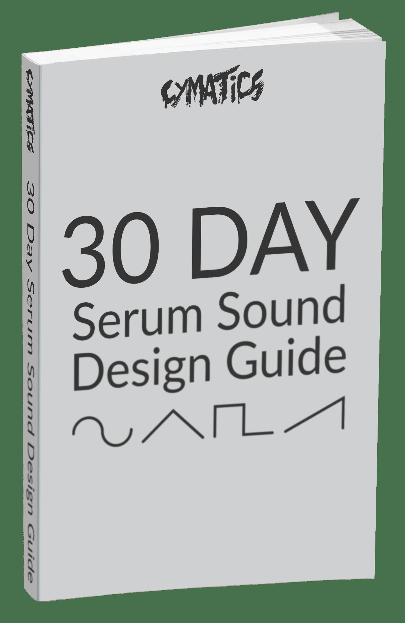 cymatics serum tutorial