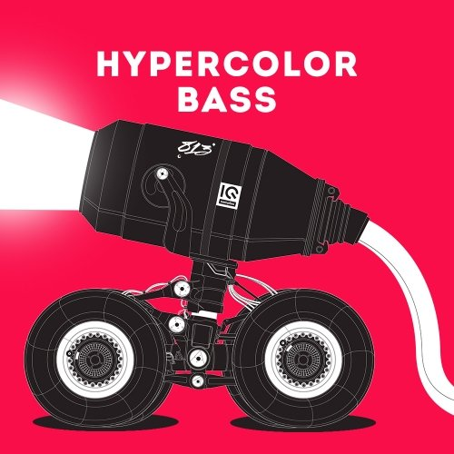 IQ Samples 813 Hypercolor Bass WAV