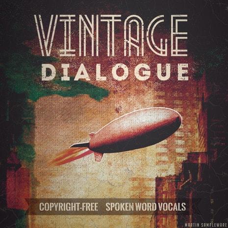 Martin Sampleware Vintage Dialogue Cinematic