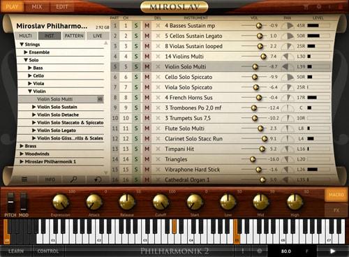 IK Multimedia Miroslav Philharmonik 2 v2 0 4 Installer Win Mac