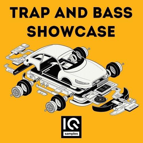IQ Samples Trap & Bass Showcase WAV