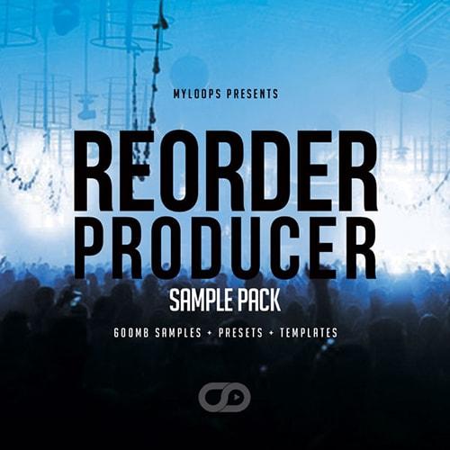 Myloops ReOrder Producer Sample Pack - Freshstuff4you
