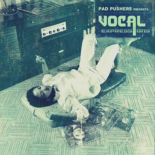 Pad Pushers Vocal Expressions
