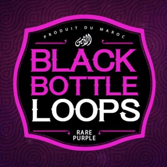 Al AMin Black Bottle Loops