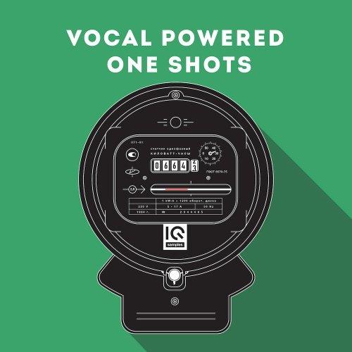 IQ Samples Vocal Powered One Shots WAV