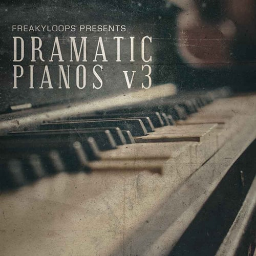 Freaky Loops Dramatic Pianos Vol. 3 WAV MiDi HAPPY EASTER