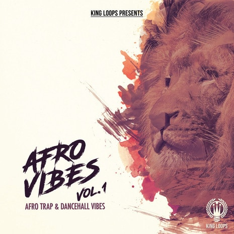 King Loops Afro Vibes Vol 1 WAV MIDI