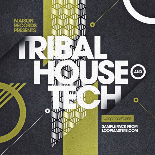 Maison Records Tribal House & Tech MULTIFORMAT