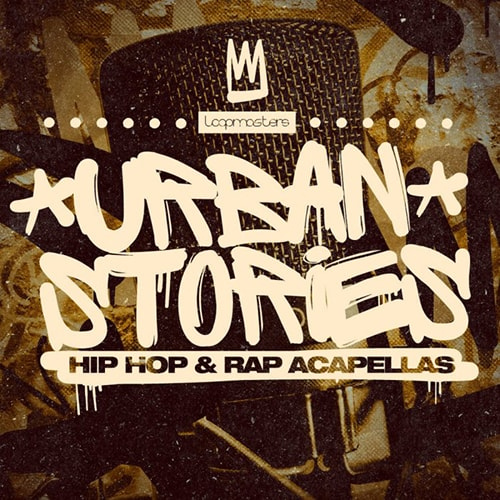 Urban Stories: Hip Hop & Rap Acapellas MULTIFORMAT