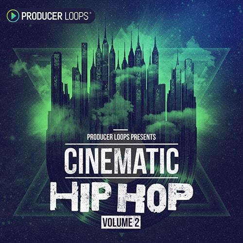 Producer Loops Cinematic Hip Hop Vol 2 WAV MIDI