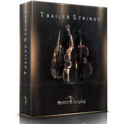 Musical Sampling Trailer Strings KONTAKT