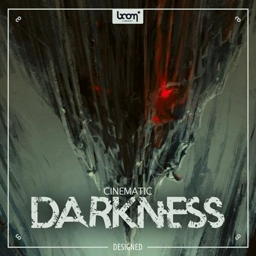 Boom Library Cinematic Darkness Designed WAV