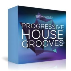 Skifonix Sounds Progressive House Grooves WAV MiDi NATiVE iNSTRUMENTS MASSiVE