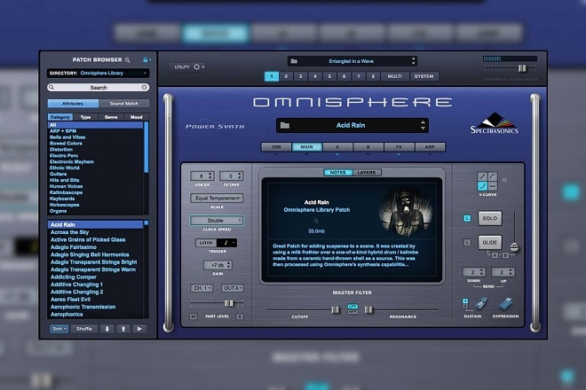 Spectrasonics Omnisphere 2 & Library Win & Mac - Freshstuff4you