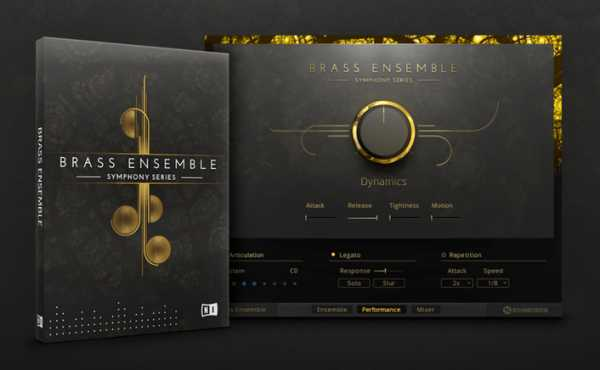 Native Instruments SYMPHONY SERIES BRASS ENSEMBLE KONTAKT