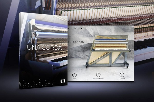 Native Instruments Una Corda KONTAKT - Freshstuff4you