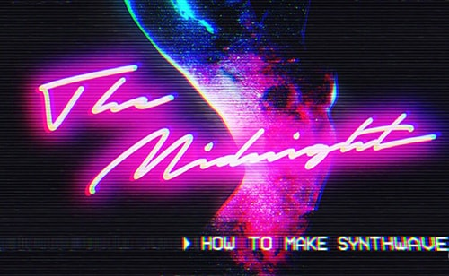 Sonic Academy How To Make Synthwave with The Midnight TUTORIAL