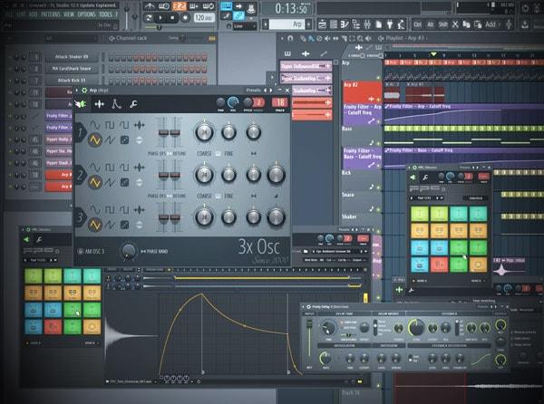 fl studio 12.5.1.5 crack + keygen full version free download