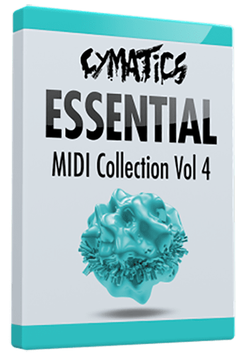 Academy FM - Cymatics Essential MIDI Collection Vol 4