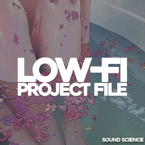 Bantana Audio Low-Fi Hip Hop - Candy Project File