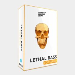 Rocket Powered Sound Lethal Bass For Serum Vol. 1