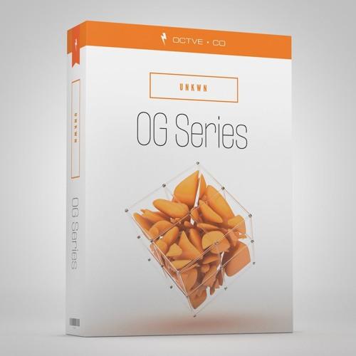 Octve OG Series: UNKWN For Xfer Serum