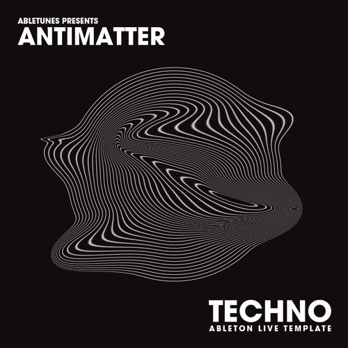 Abletunes Antimatter - Ableton Live Template