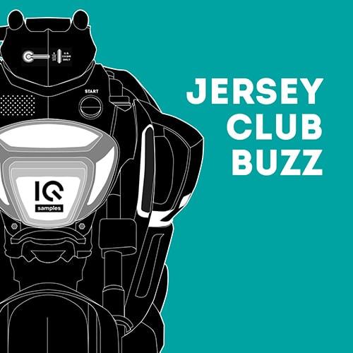 IQ Samples Jersey Club Buzz WAV