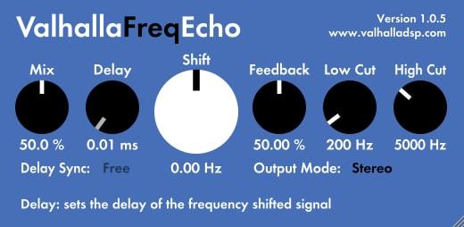 Valhalla Freq Echo v1 0 5 Win & Mac - Freshstuff4you