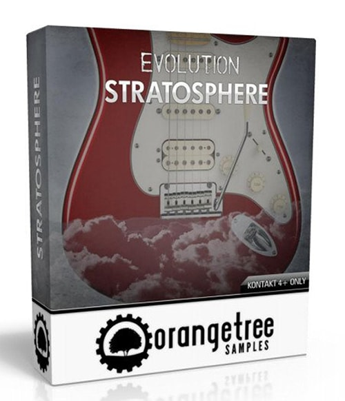 Evolution Stratosphere v1.1.68 Kontakt Library