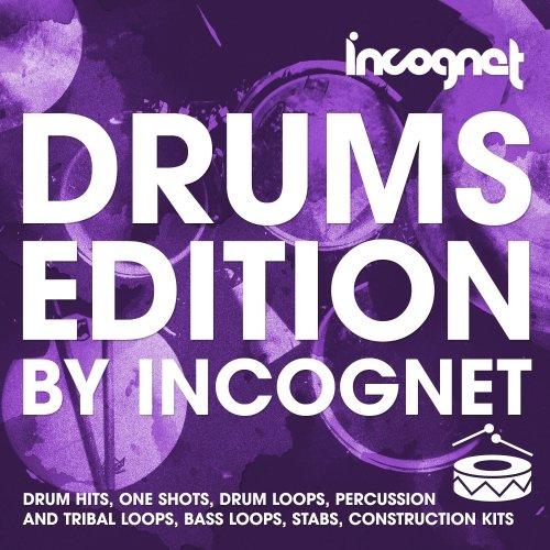 Incognet Drums Edition Sample Pack