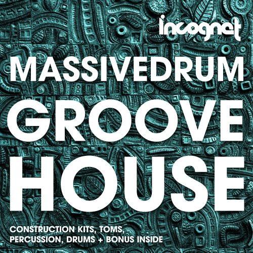Incognet Massivedrum Groove House Sample Pack WAV